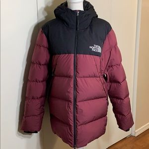 NWT The North Face UX Down puffer Jacket